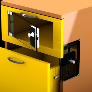 Bluetooth Cabinet