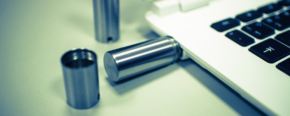 Bluetooth Privacy USB Drive