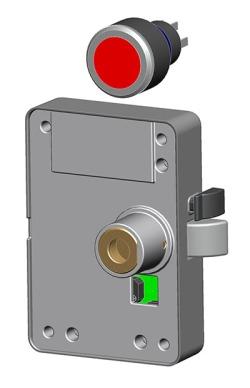 Bluetooth lock-key