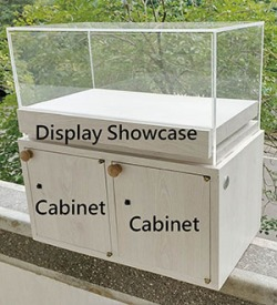 Showcase and Cabinet-Display Showcase & Cabinet